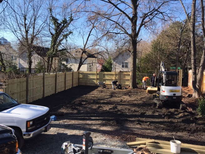 BackYardFenceInstall